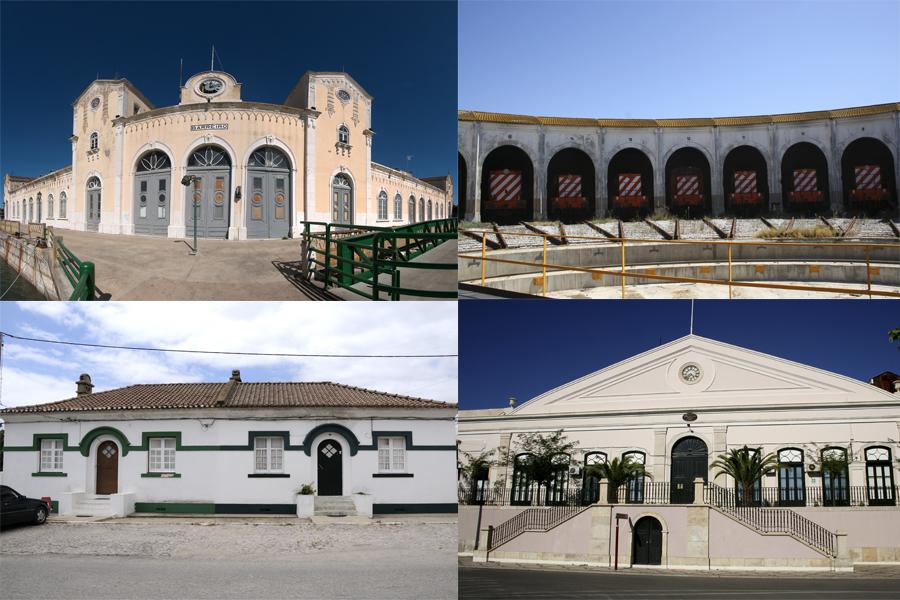 Posição da Associação Barreiro Património Memória e Futuro sobre: A classificação do Património Ferroviário do Barreiro em risco.