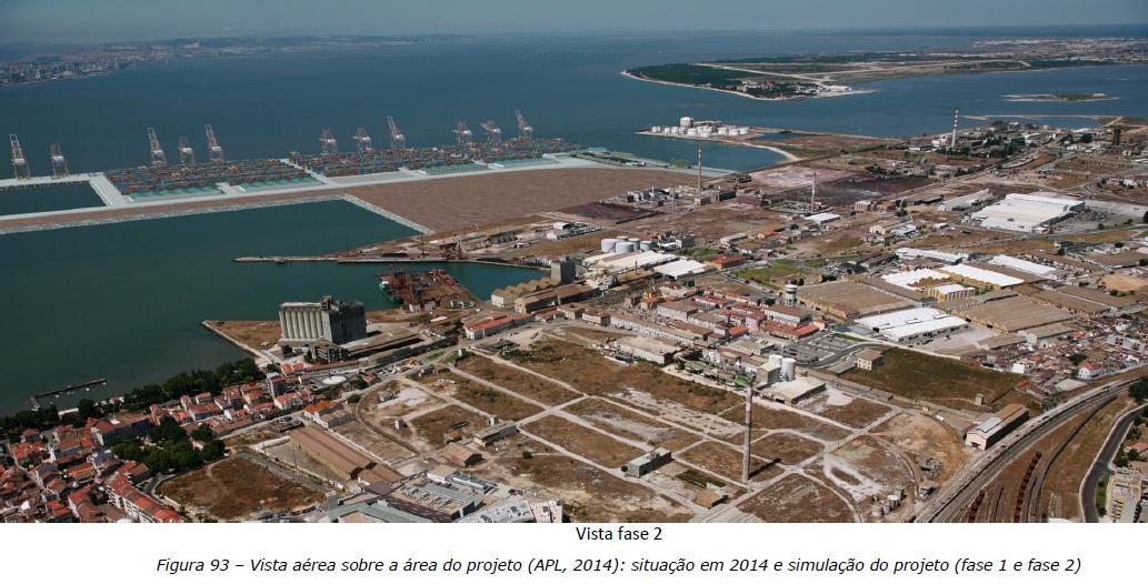 Posição da Associação Barreiro – Património, Memória e Futuro sobre o EIA, Terminal de Contentores no Barreiro (TCB)