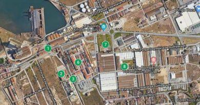 Classificação Complexo Industrial CUF/QUIMIGAL