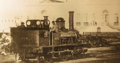 A Construção do caminho-de-ferro do Sul