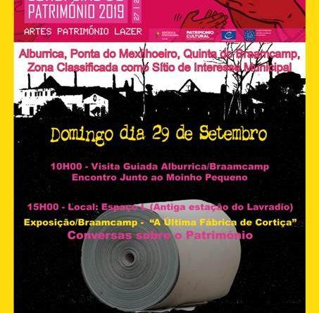 Jornadas do Património Cultural do Barreiro 2019