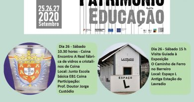 Jornadas Europeias do Património 2020